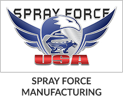 spray force manufacturing