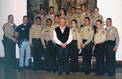 bordo police explorer group