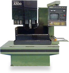 Sodick A500 Wire EDM Electrical Discharge Machine