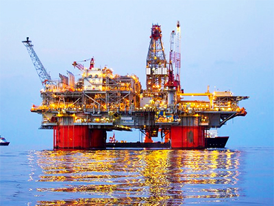 offshore oil extraction